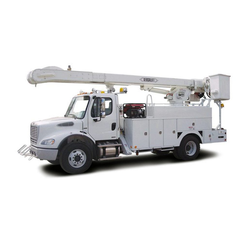 aerial truck